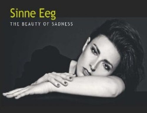 Sinne Eeg – The Beauty of sadness