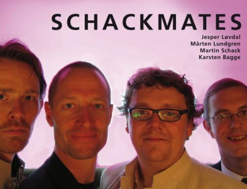 Schackmates – orgeljazz with beat